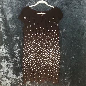 Tahari Black Office Dress- Size 16